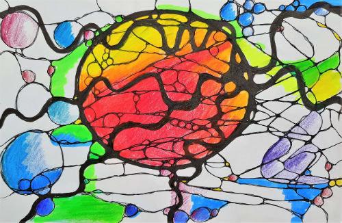 Neurographik Entladung
